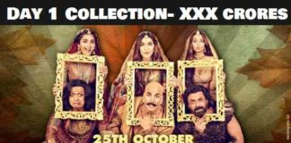 Housefull 4 Day 1 Collection - Day 1 Box Office Collection of Housefull 4