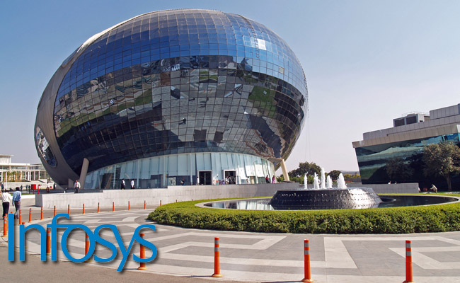 Infosys US Shares Drop After Whistleblower Leak