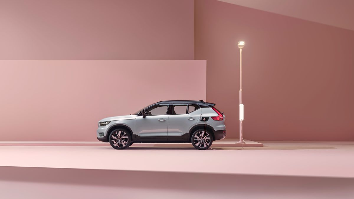 Volvo XC40 Recharge Electric Car