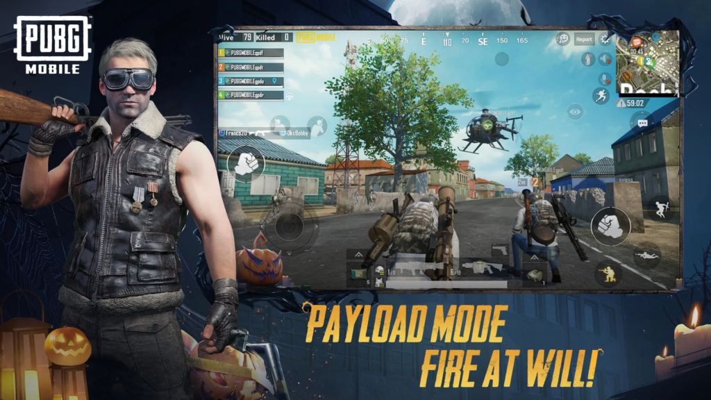 PUBG Mobile's New Payload To Be Released On October 23