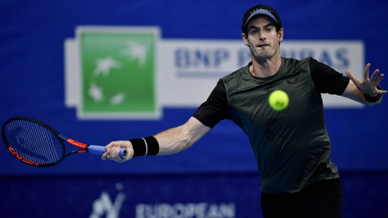 Andy Murray Makes Comeback To British Squad For Davis Cup