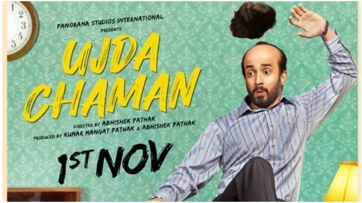 Ujda Chaman Full Movie Download Online Leaked by Tamilrockers soon after its release
