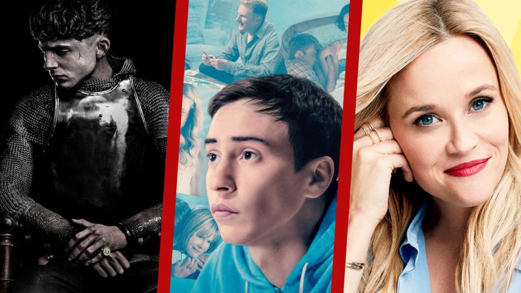 New On Netflix This Week : Shine On with Reese, Raging Bull, The King, Atypical (Season 3)