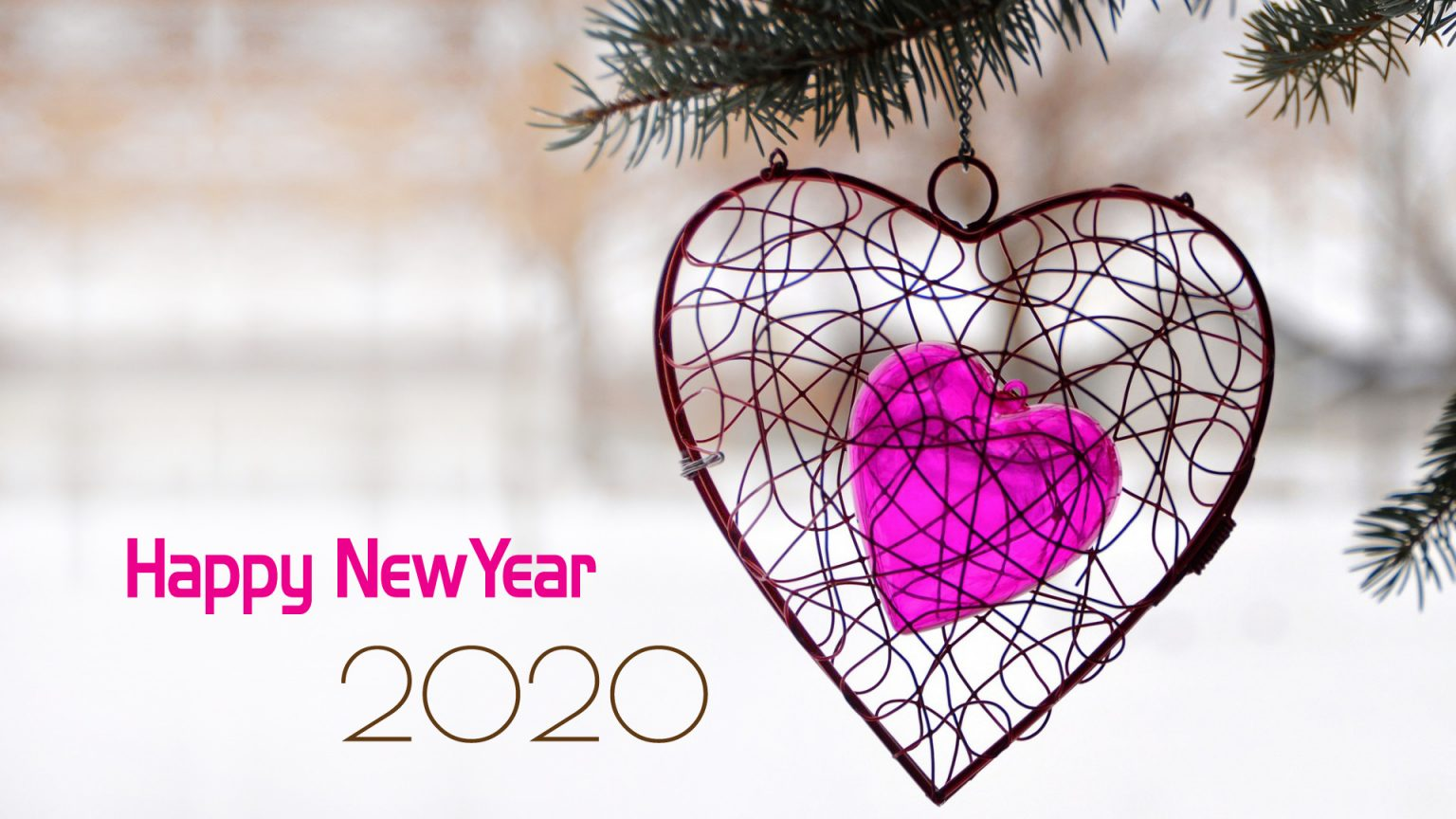 Happy New Year 2020 HD Wallpapers, Images, Pictures, GIFs, Stickers | Download Here