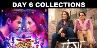 Panga & Street Dancer Day 6 Collection – 6th Day Box Office Collections Of Kangana Ranaut's Panga And Varun Dhawan's Street Dancer