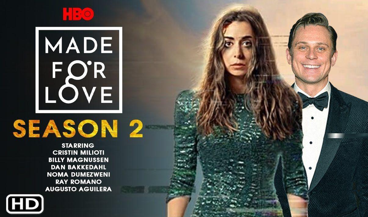 Made for Love Season 2
