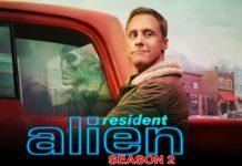Resident Alien Season 2
