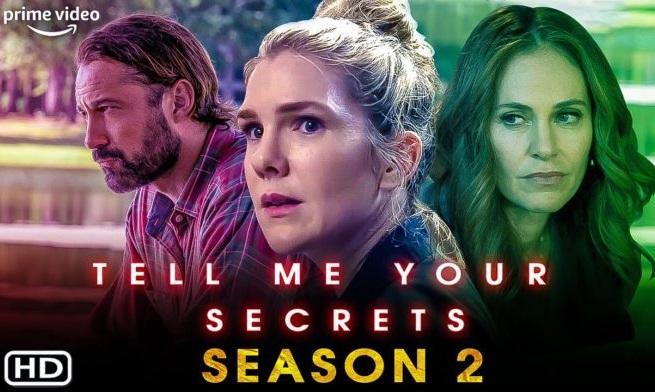 Tell me your secrets 2