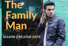 The Family Man Season 2