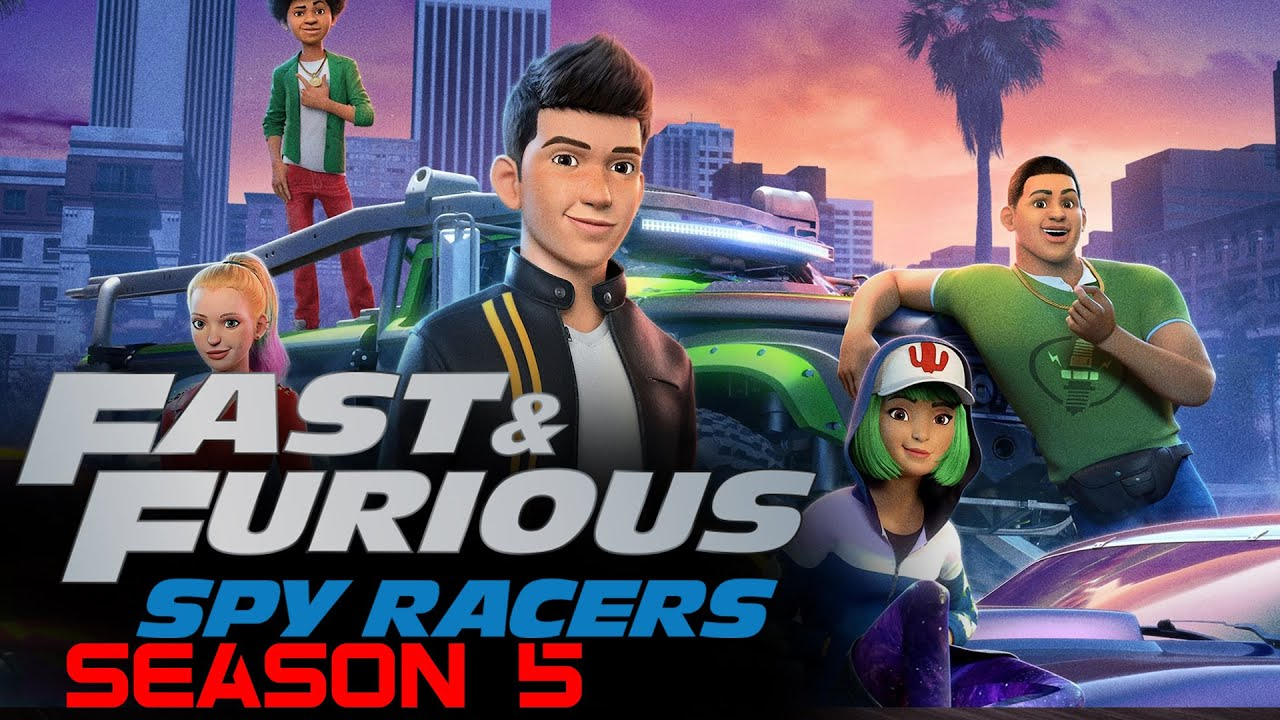 Fast and Furious Spy Racers Season 5