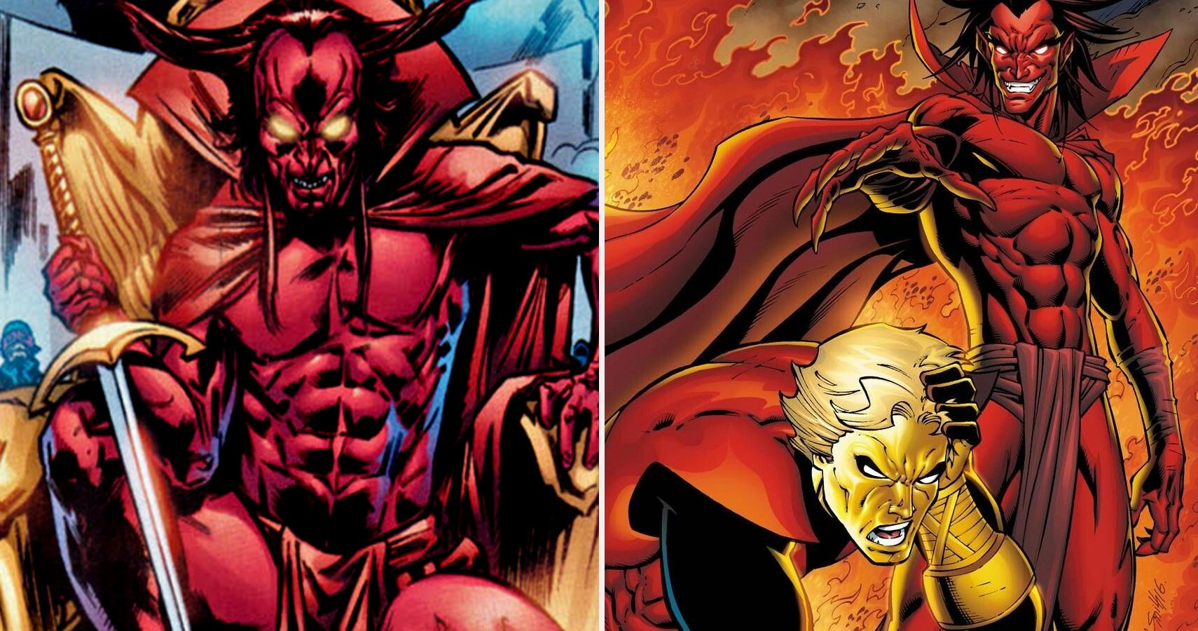 Mephisto Isn't the real Antagonist in Doctor Strange 2 & Wanda Vision