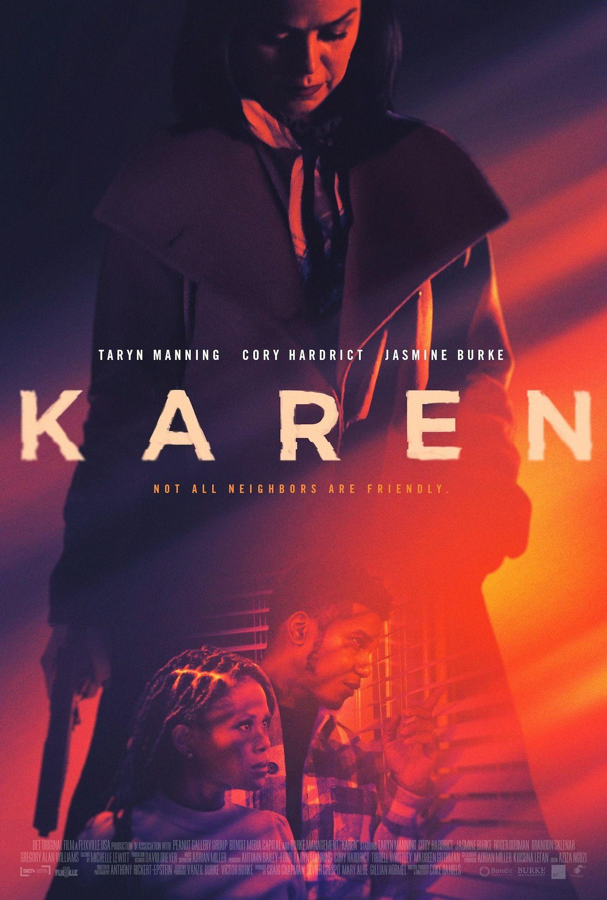 Karen's Release Date & Trailer | Kinda looks like discount 'Get Out'