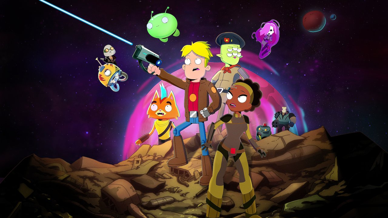 Final Space Season 4 Release Date   When will the space adventurers return?