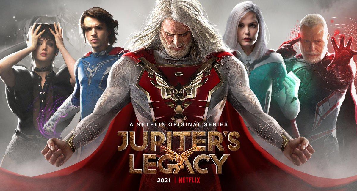 Jupiter's Legacy Season 2 Netflix Release Date   Netflix 2021