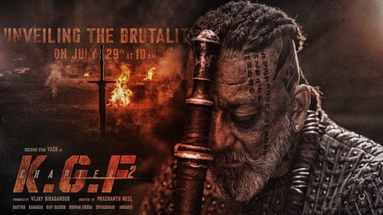 Yash's KGF Chapter 2 New Release Date   Prashanth Neel