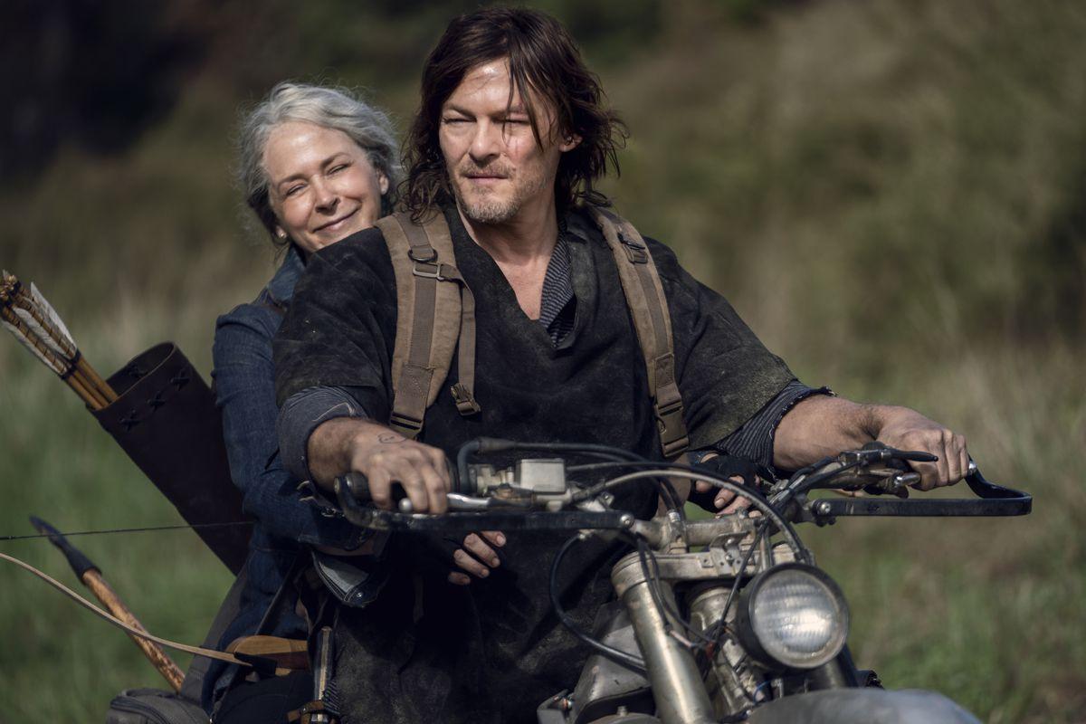 The Walking Dead Season 11 Release Date   Norman Reedus Interview
