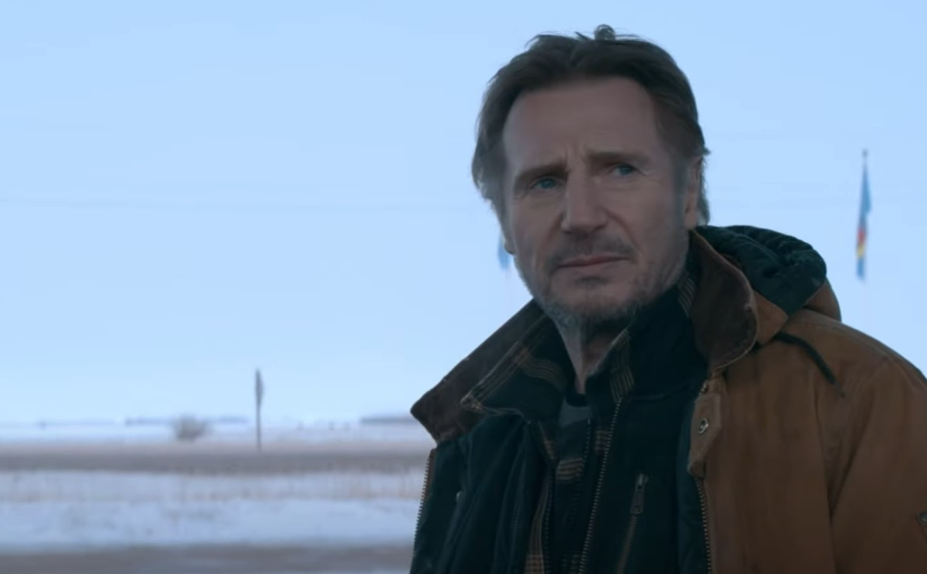"""Liam Neeson's """"The Ice Road"""" Release Date For Netflix and Prime Video is June 25th"""