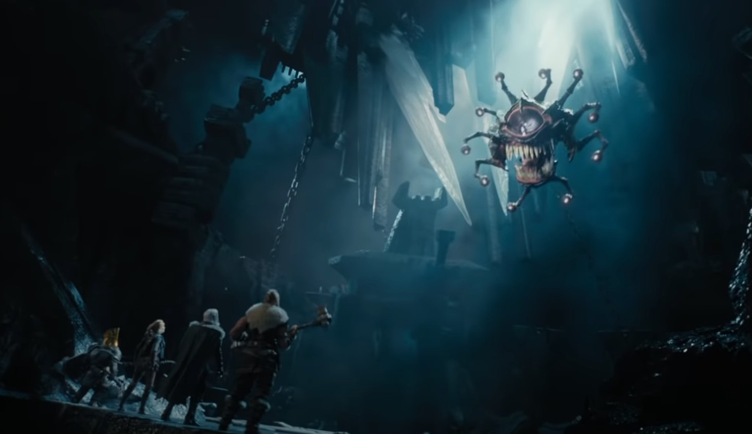 Dungeons & Dragons: Dark Alliance Release Date, Trailer, Supported Platforms and Gameplay