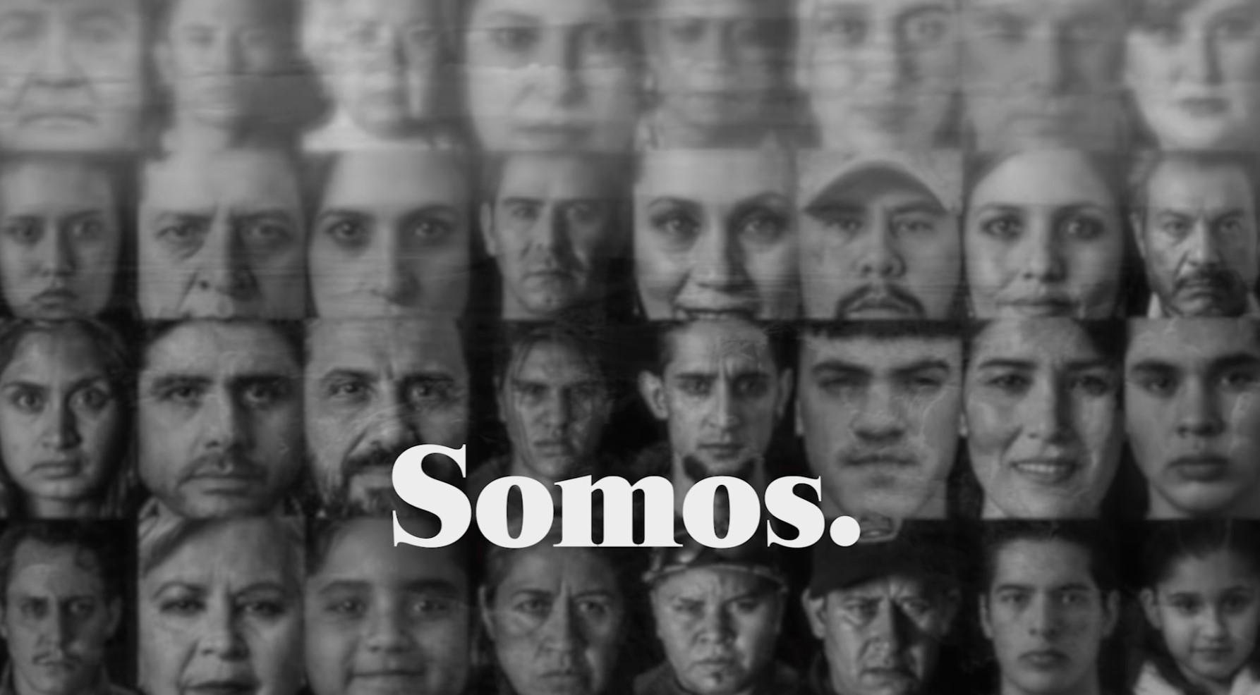 """Are."" ""Somos"" Mini Series Release Date | Netflix | Mercedes Hernández & Jesús Sida"