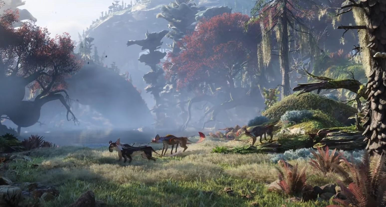 Ubisoft's Avatar: Frontiers of Pandora Release Date   Gameplay & Development Details