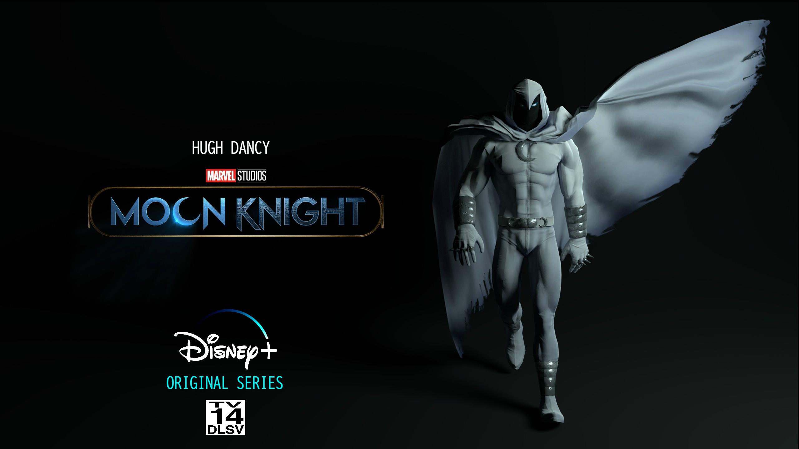Marvel Studios Moon Knight Release Date | Disney + Original Series