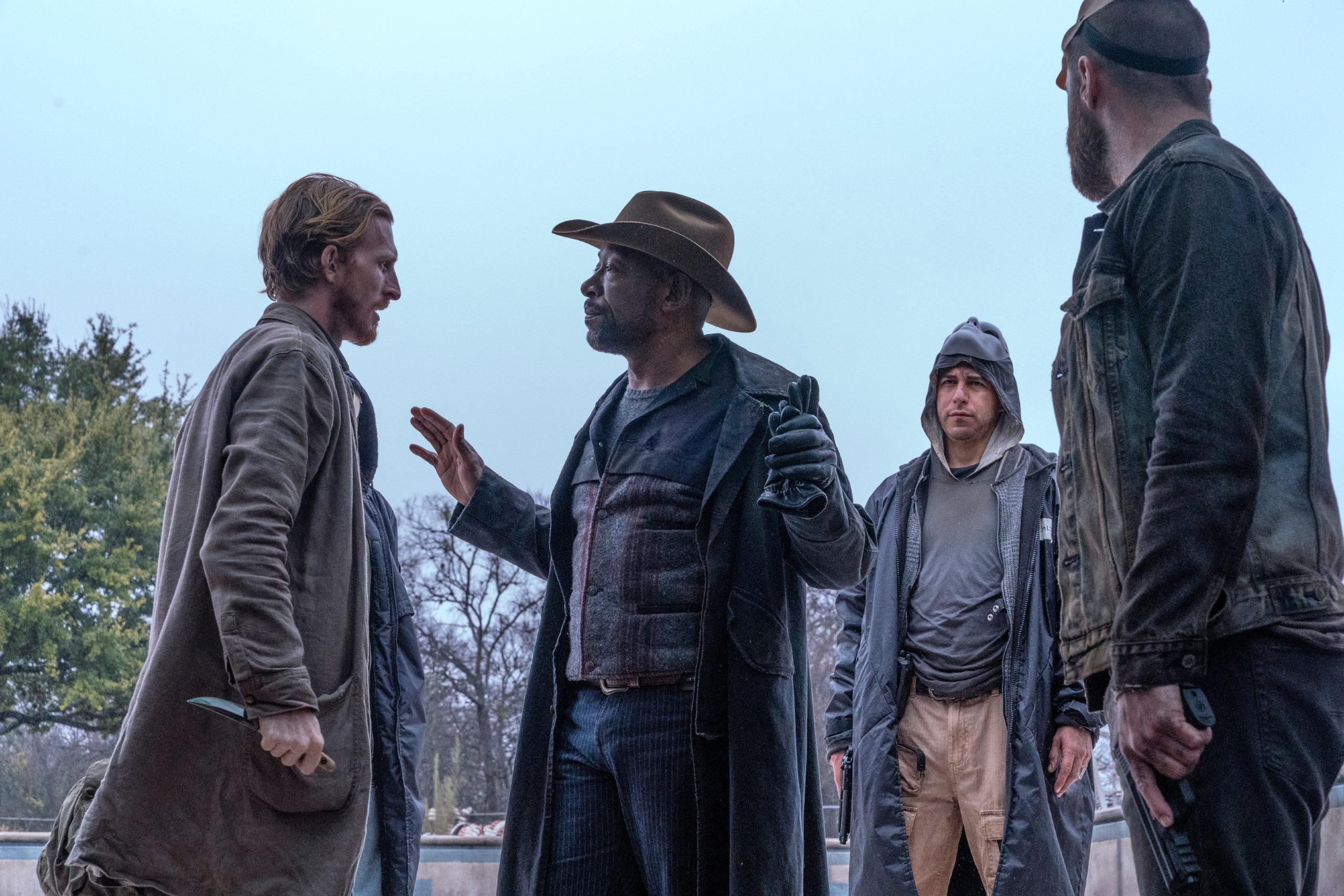 Fear the Walking Dead Season 6 Review   Ballard of Morgan Jones in Season 7!