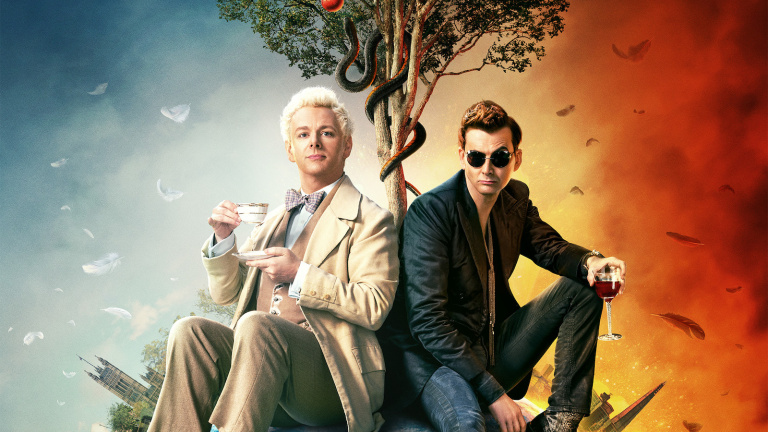Its Official! Good Omens Season 2 Release Date for Prime Video
