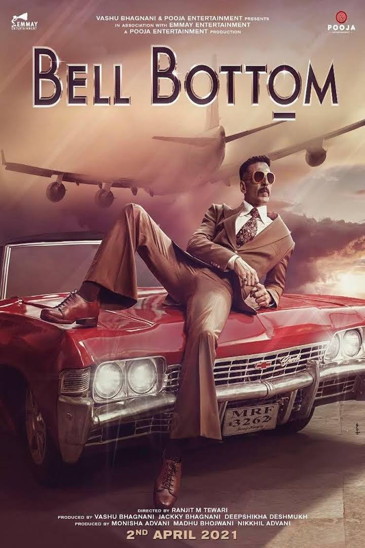 Akshay Kumar's 'Bell Bottom' Hitting Big Screens on this Tuesday