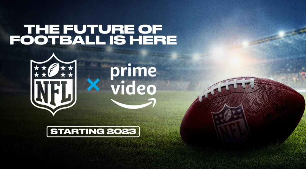 Amazon's Exclusive Thursday Night Football Deal Starts in 2022
