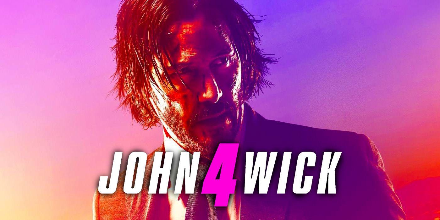 John Wick 4 Release Date & Hot Updates