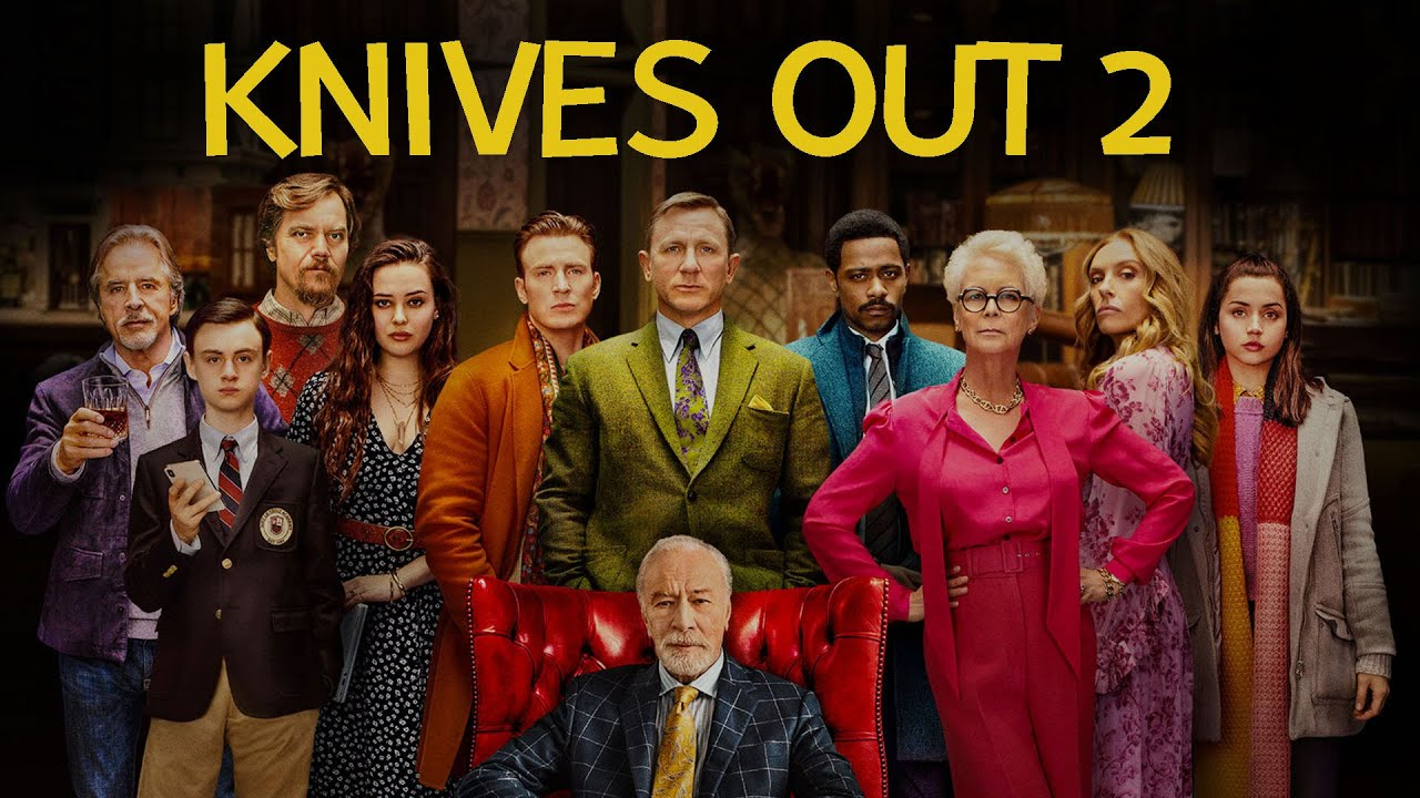 Knives Out 2 Began Filming! Netflix Renewed Series for 2 Season   Release Date - Central Recorder