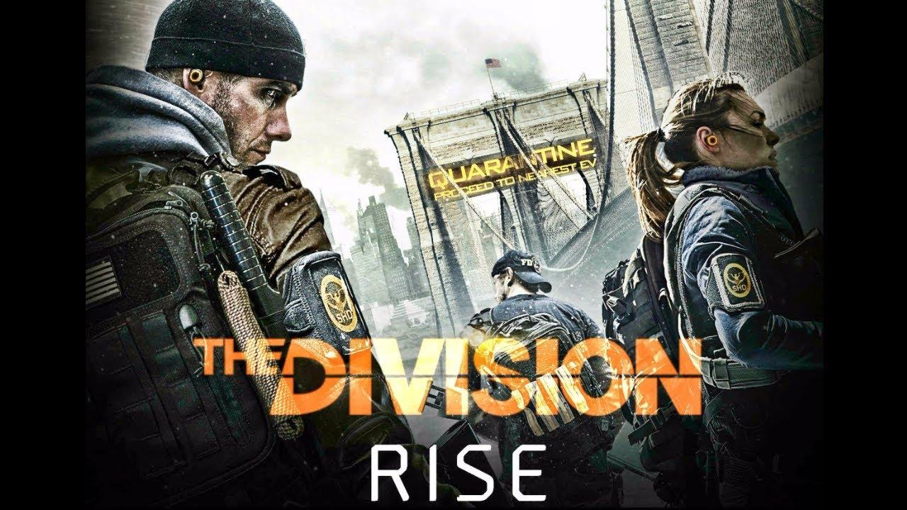 "Ubisoft's Netflix Film ""The Division"" Release Date | Full Details"