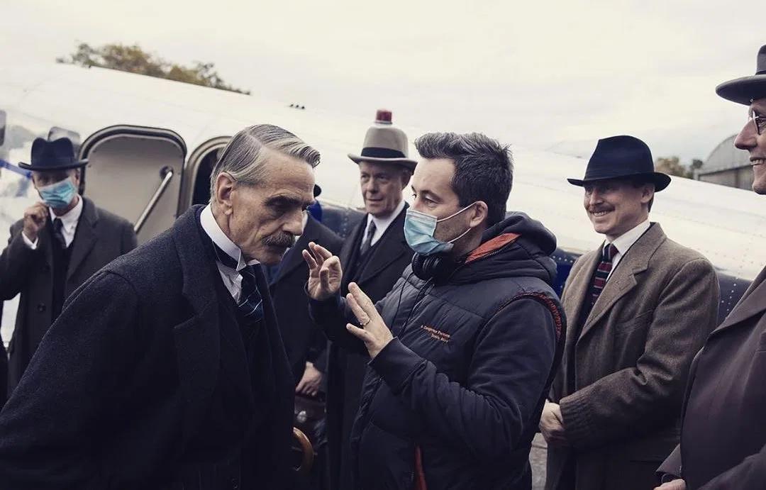 "Netflix's New Spy Thriller ""Munich"" Release Date & Production Status"