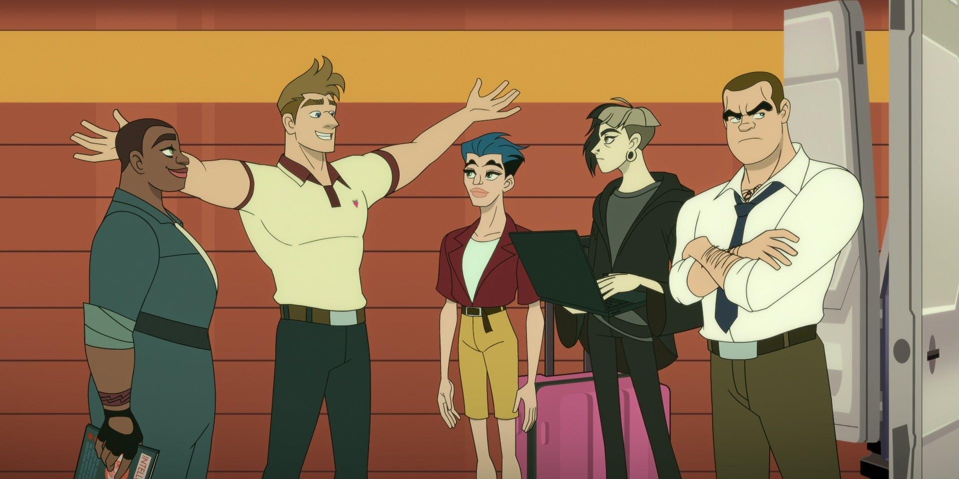"""Netflix's LGBTQ Animated Series """"Q-Force"""" Is Finally Landing This September: Check The Hot Updates"""