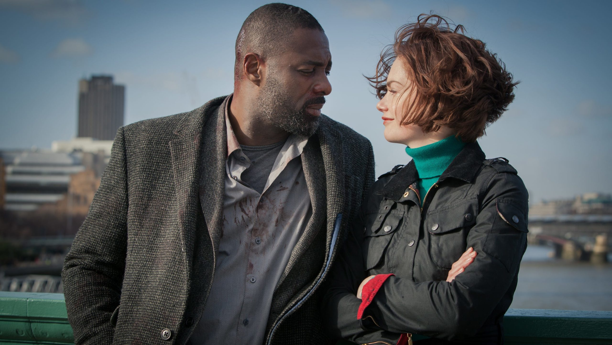 """Idris Elba """"Luther"""" Feature Film Coming to Netflix 