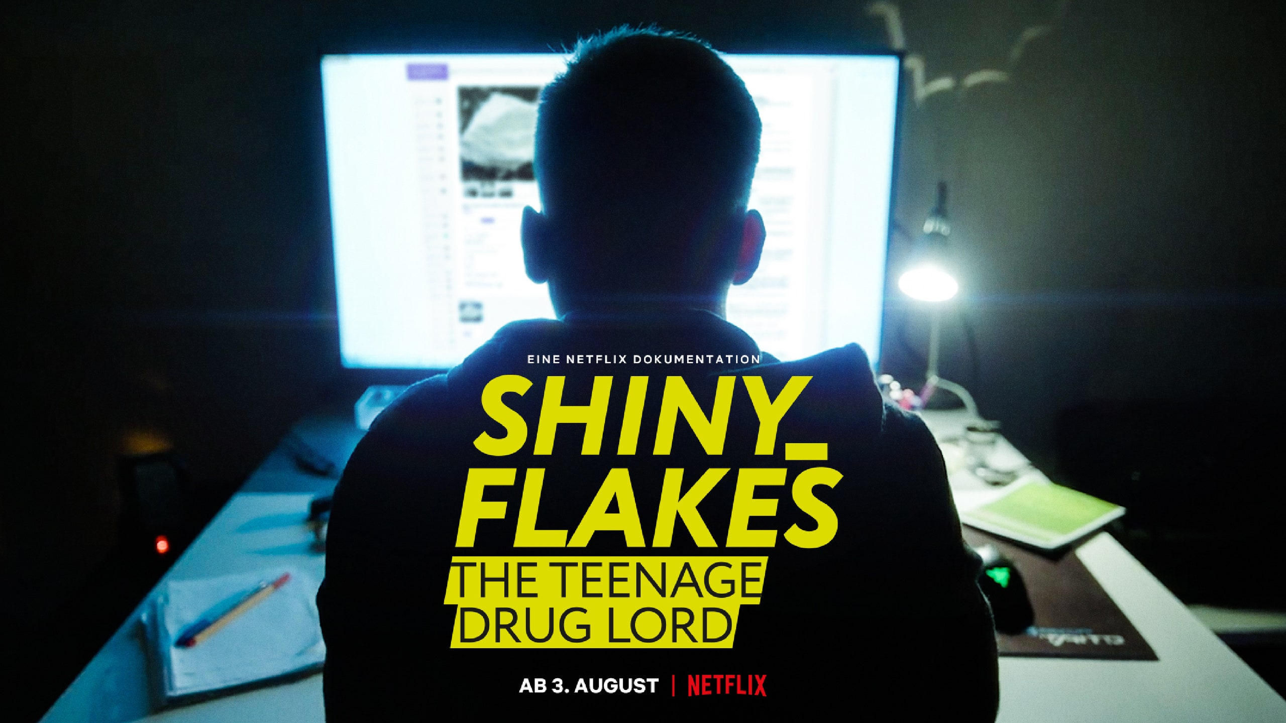 """""""Shiny Flakes: The Teenage Drug Lord"""" The Real Story behind """"How to Sell Drugs Online (Fast)"""" is Coming to Netflix this Week!"""