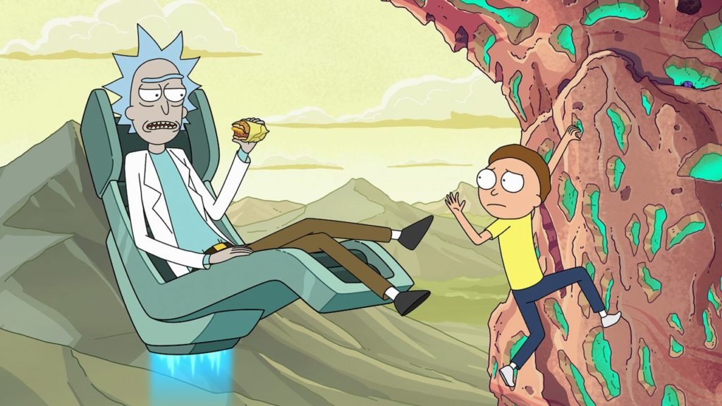 """""""Rick and Morty"""" Season 5 Episode 7 - Gotron Jerrysis Rickvangelion Watch Online For Free"""
