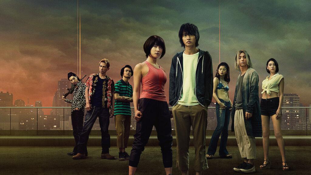 Alice in Borderland Season 2 Release Date | Netflix