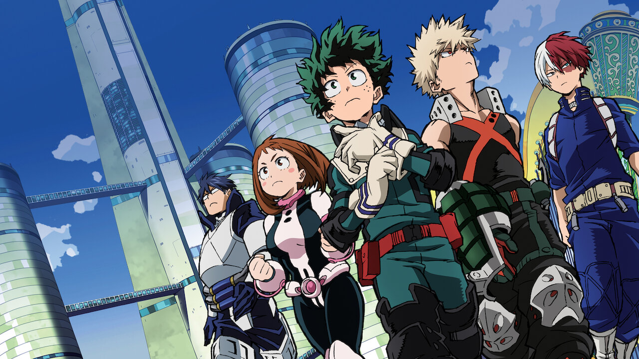 My Hero Academia Season 5 Watch Online Free | Dubbed & Subbed Full Episodes