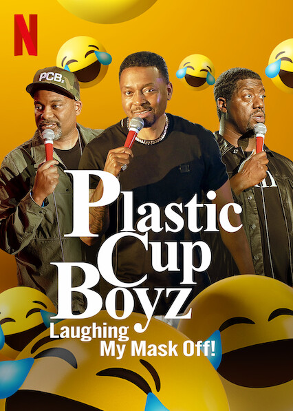 Plastic Cup Boyz: Laughing My Mask Off! Just Released on Netflix and its Funny AF | Mini Review