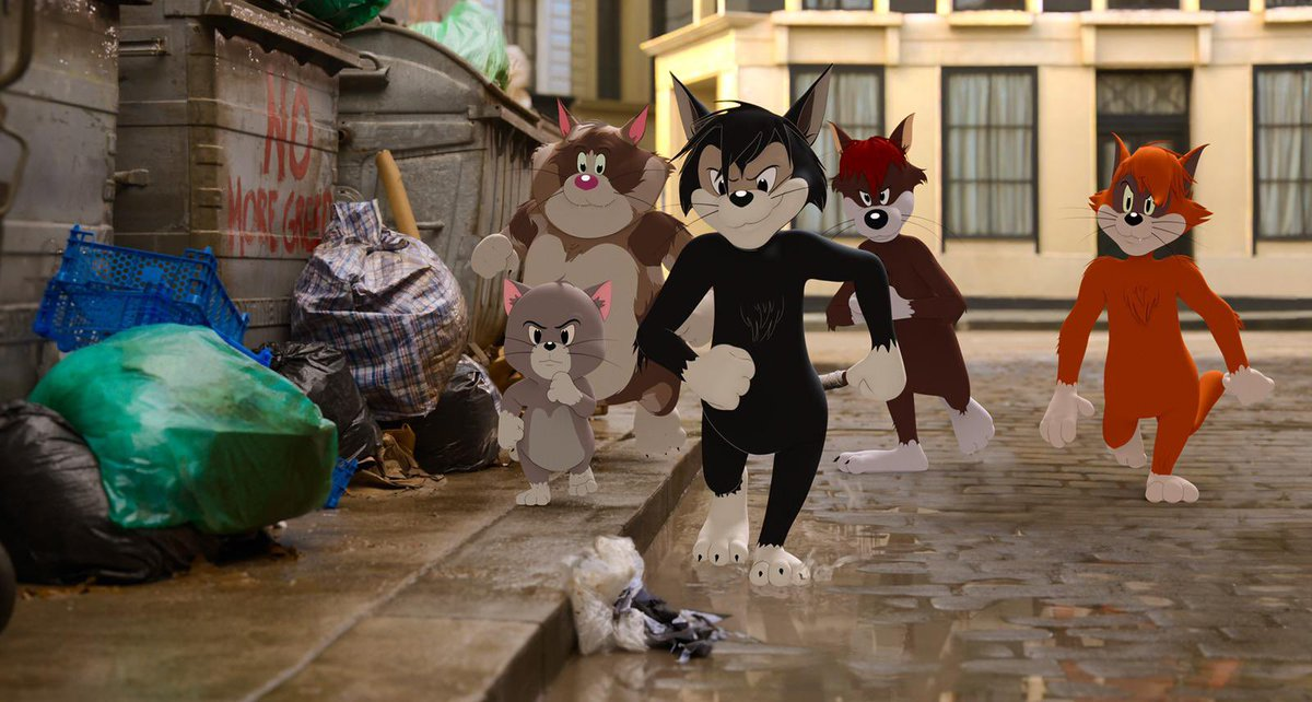 Tom and Jerry 2021 Full Movie Watch Online