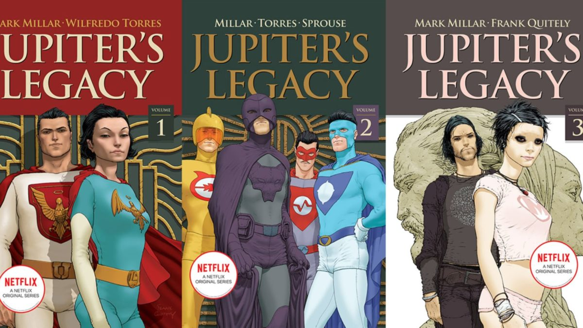 Netflix's Jupiters Legacy Series is a dissapointement for OG Comic book Fans
