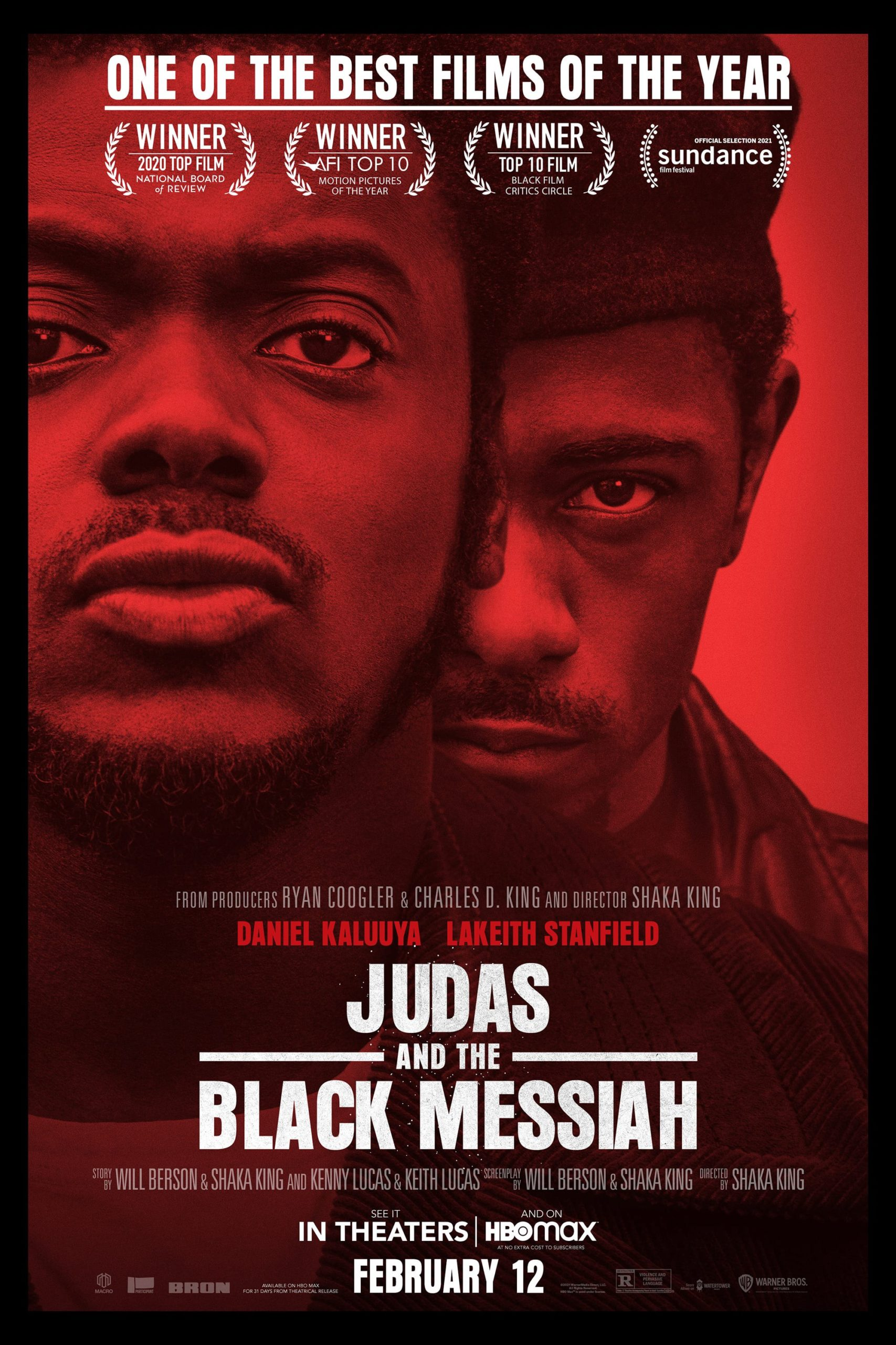 Judas and the Black Messiah 2021: Where to Watch Online for Free!