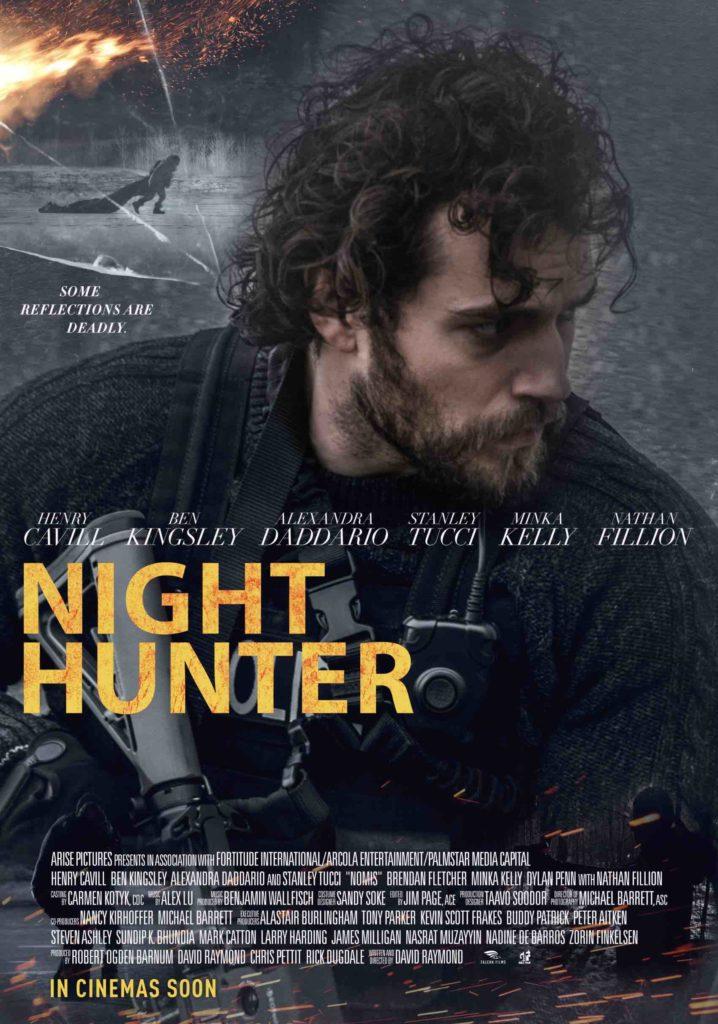Night Hunter 2019 Movie: Watch Online Free | Henry Cavill & Alexandra Daddario
