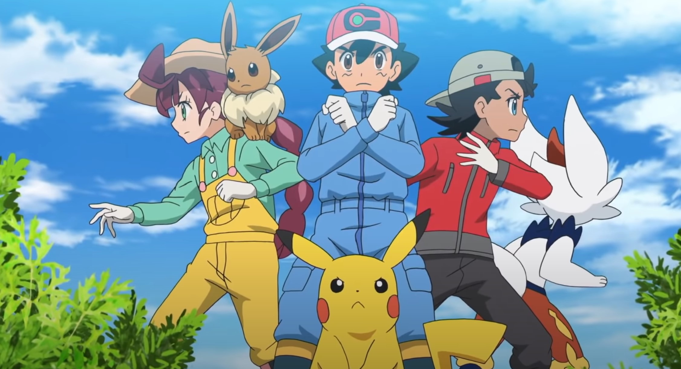 """Netflix's """"Pokémon Master Journeys: The Series"""" Release Date and Trailer   2021"""