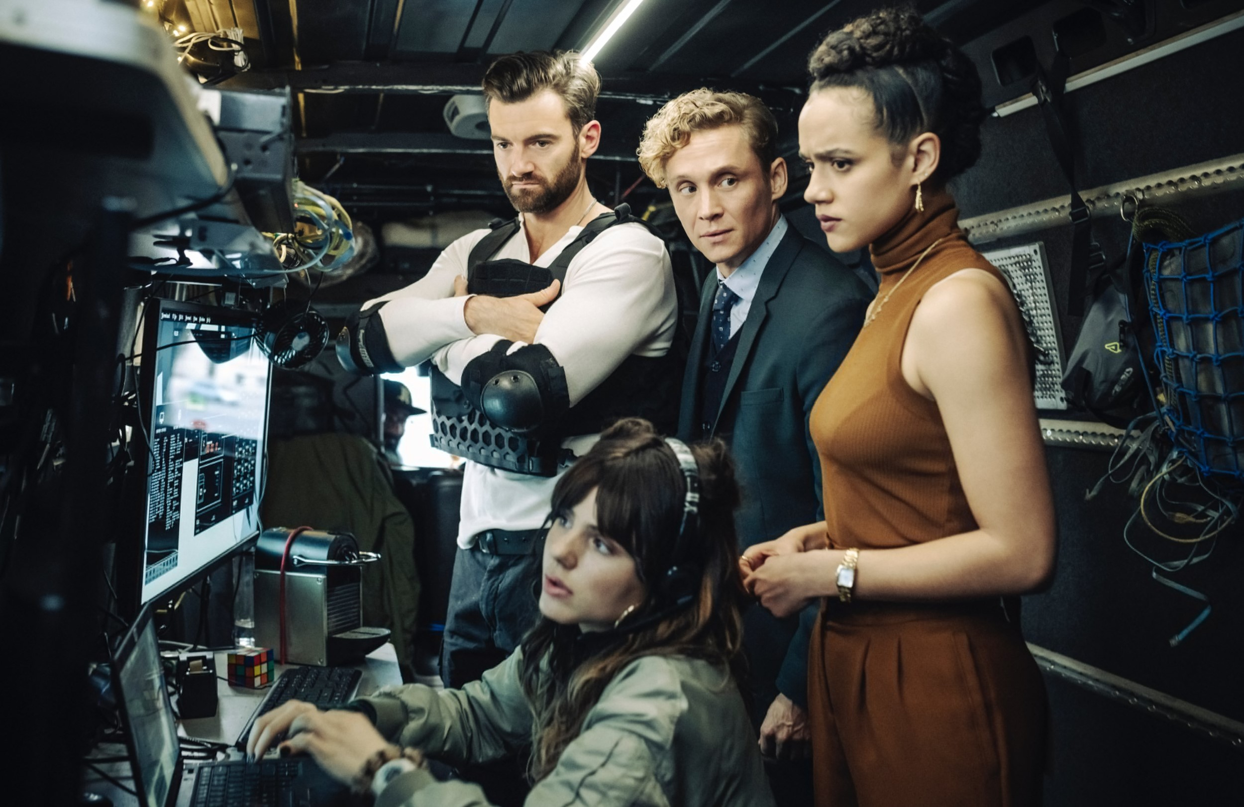 """""""Army of Thieves"""" Release Date   Prequel to Zack Snyder's Netflix Hit   Matthias Schweighöfer"""
