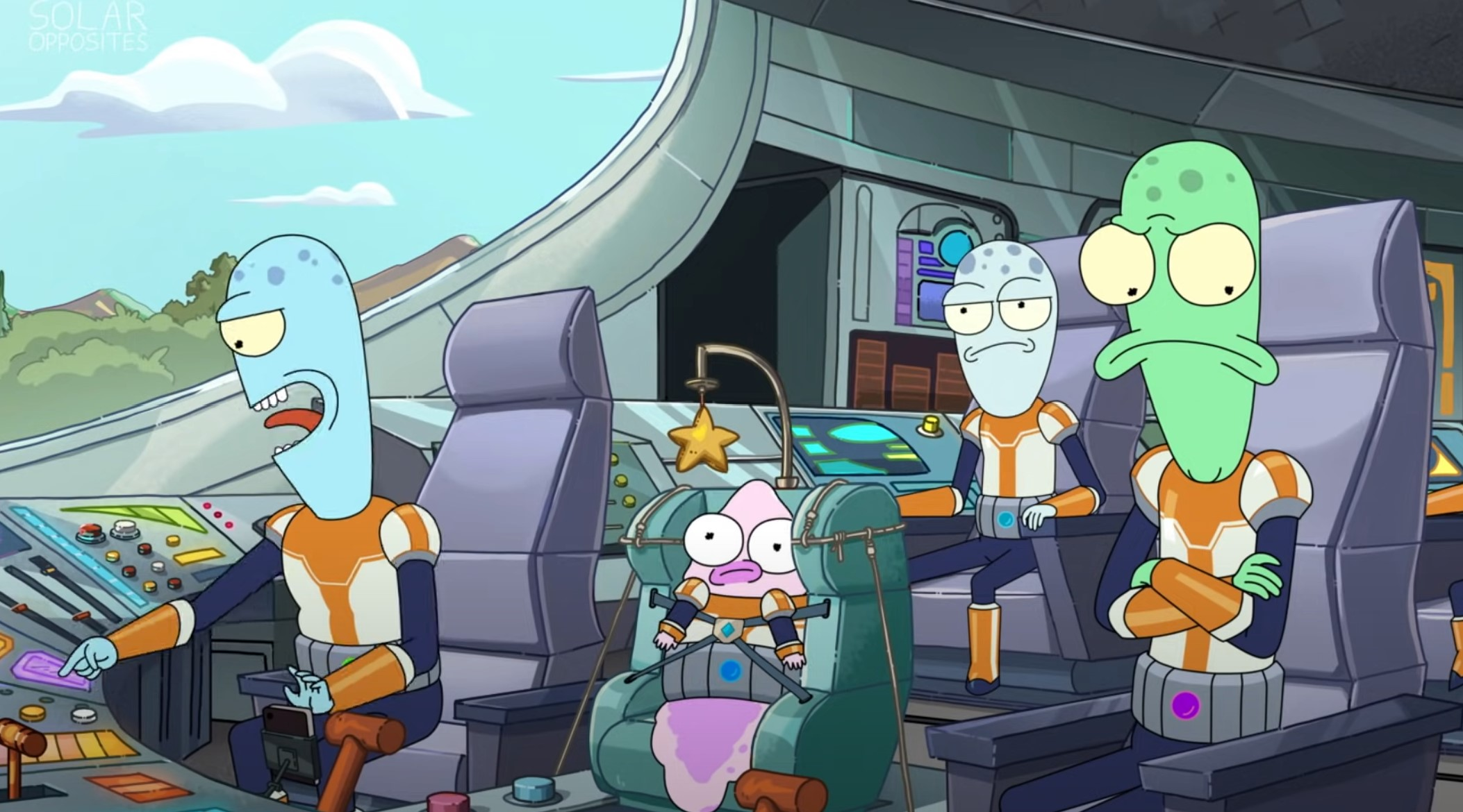 Solar Opposites Renewed For Season 4, Release Date!!