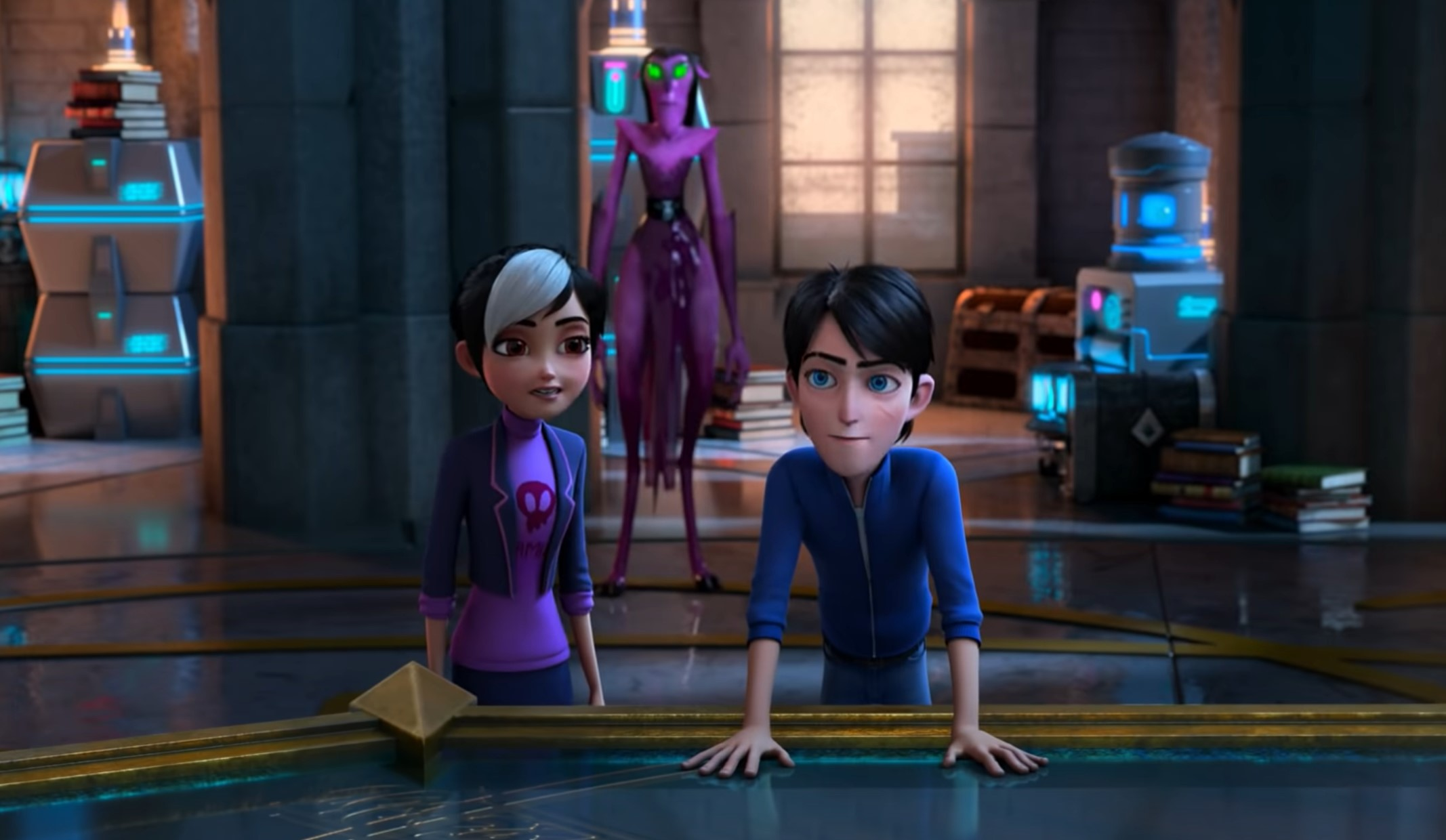 """""""Trollhunters: Rise of the Titans"""" Dropping this Wednesday on Netflix! DreamWorks Movie 2021"""