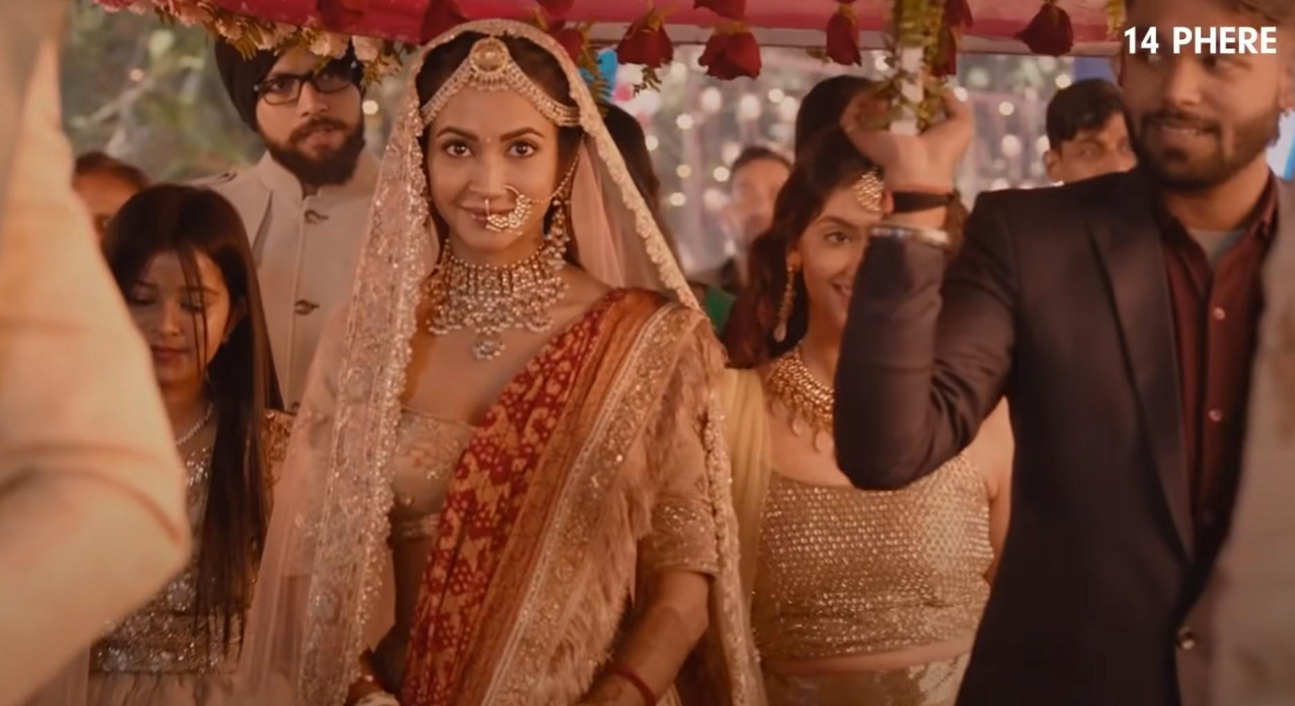 14 Phere Watch Full Movie Online For Free! Vikrant Massey & Kriti Kharbanda