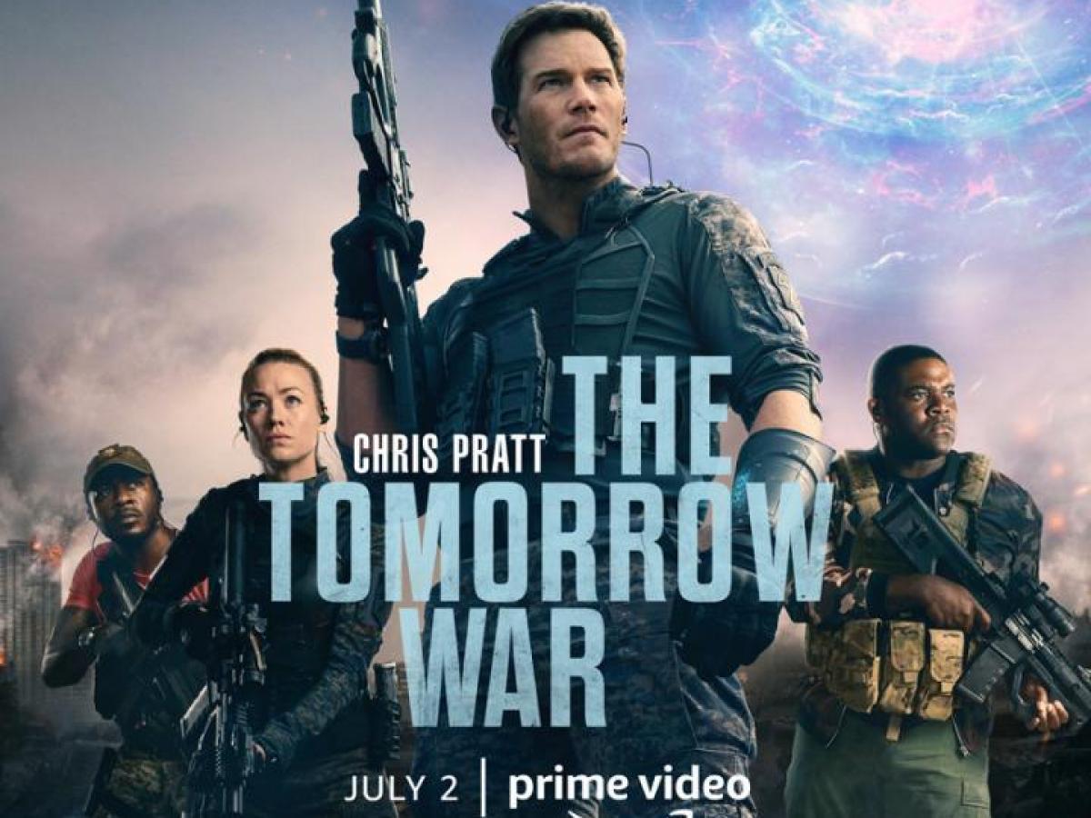 """The Tomorrow War"" Watch Online Free On Amazon Prime"